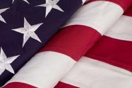 American Cotton Flag 3ft x 5ft Cotton American Flag - Smaller Flag - $37.05