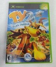 Ty the Tasmanian Tiger 2: Bush Rescue (Microsoft Xbox, 2004) COMPLETE! TESTED! - $9.50