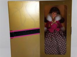 Barbie Winter Rhapsody Doll 16873 Avon Exclusive 2nd in the Series 1996 Mattel - $14.84