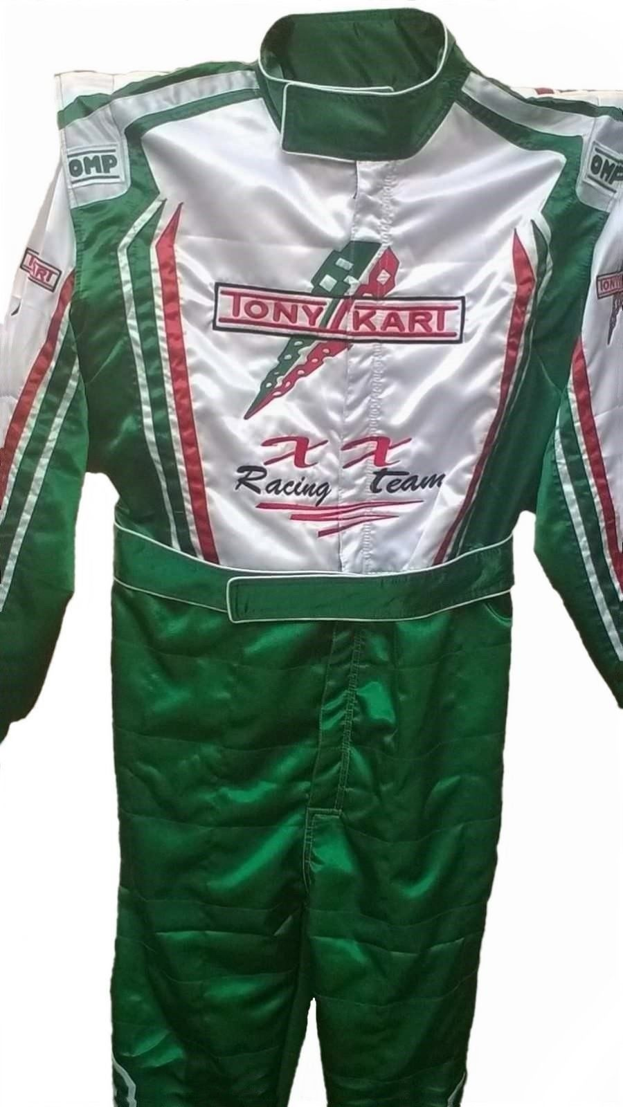 GO KART RACE SUIT TONY KART CIK/FIA LEVEL 2 APPROVED WITH FREE GIFT