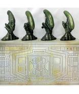 Sideshow Alien Premium Statue Bust Set of 4 Rare - $349.99