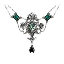 Alchemy Gothic P503  Queen of the Night Pendant Necklace - $79.17