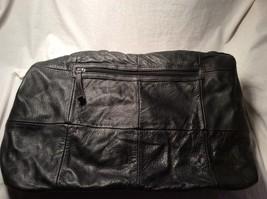 Adrienne Vittadini Black Leather Purse - $34.65