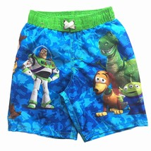 TOY STORY BUZZ & WOODY Bathing Suit Swim Trunks NWT Boys Size 4, 5, 6 or... - $15.99