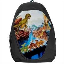 backpack land before time dinosaurs tyrannosaurus rex - $39.79