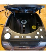 Portable Insignia NS-C2116 CD Disc AM/FM Radio Music Player mini Boombox - £17.94 GBP