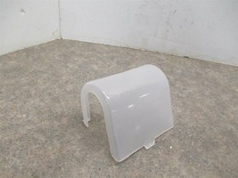 WHIRLPOOL RANGE/HOOD LIGHT COVER (NEW W/OUT BOX/SCRATCHED) PART# W11230100 - $18.00