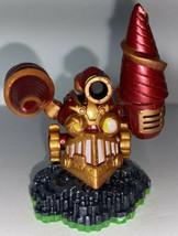 Skylanders Spyro's Adventure Drill Sergeant Figure Green base element tech  - $7.70