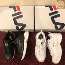 NEW WITH BOX Fila Women's Disarray Premium Sneaker - $69.99