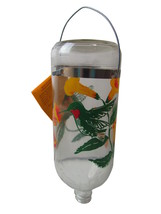 Original Best-1 Flowers Hummingbird Feeder 32 oz Glass Bottle USA Best 1 - $59.14