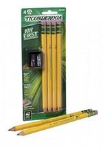 My First Ticonderoga Primary Size 2 Beginner Pencils Pre Sharpened Child... - ₹1,313.18 INR