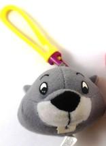 Disney Plush GOPHER Backpack Purse Bag Clip Keychain 1999 McDonald's Toy - $4.94