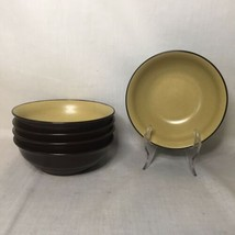 5 Nitto Equator Stone Made In Japan Speckled Cereal Bowls Farmhouse Ston... - $19.79