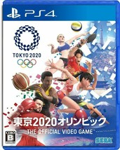 NEW PS4 TOKYO 2020 Olympic The Official Video Game SEGA JAPAN - $50.35