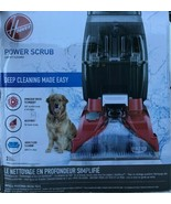 Hoover - FH50135 - Power Scrub Carpet Cleaner - Red - $197.95
