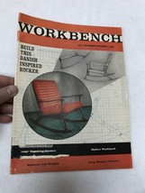 WORKBENCH MAGAZINE  Nov-Dec 1965  Very Good Condition!  Please see PICs!!! - $6.95
