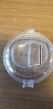 KitchenAid Chef's Chopper Food Processor KFC3100CR2 Parts Replacement Lid - $12.70