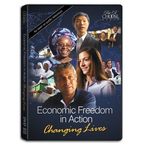 Primary image for Economic Freedom in Action: Changing Lives