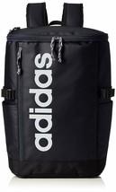 adidas 55481 Navy ?~ White Backpack with Logo Large Size - $117.96
