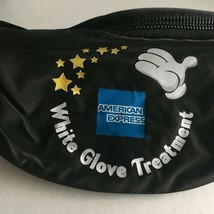 NEW Fanny Pack from American Express White Glove Treatment Adult Black D... - $11.63