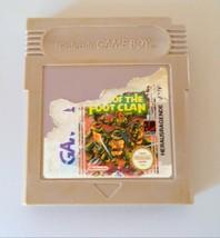 TURTLES FALL OF FOOT CLAN (Nintendo Game Boy). Tested. - $5.99