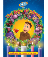 THE DAYS OF ADVENT - Presented by Brother Francis - DVD - $20.95