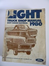 1980 Ford Light Truck Shop Manual - $25.00
