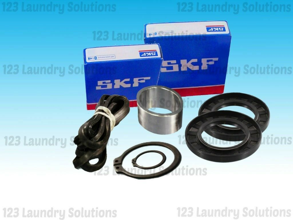 Primary image for D- GENERIC SKF Bearing Kit - For Early Wascomat W124 Models - Wascomat 990218-S