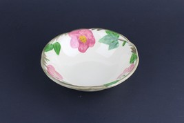 """Franciscan China Desert Rose Coupe Cereal Bowl 5 3/4"""" England Mark - $16.83"""