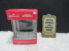 2013 Duck Dynasty, Hallmark Christmas Tree Ornament - $7.95