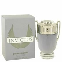 Invictus by Paco Rabanne Eau De Toilette Spray 3.4 oz for Men - $65.86