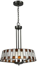 Ceiling Fixture DALE TIFFANY WEDGEWOOD Traditional Antique - $269.99