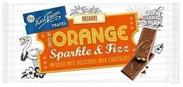 Karl Fazer Travel Taste of Orange milk chocolate 20 Bars 2.6kg / 91oz - $79.19
