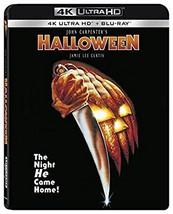 Halloween  (4K UHD + Blu-ray)