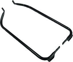 BLACK SADDLE BAG SUPPORT KIT 1997-2008 FLH/FLT MODELS Harddrive Parts 30... - $73.95