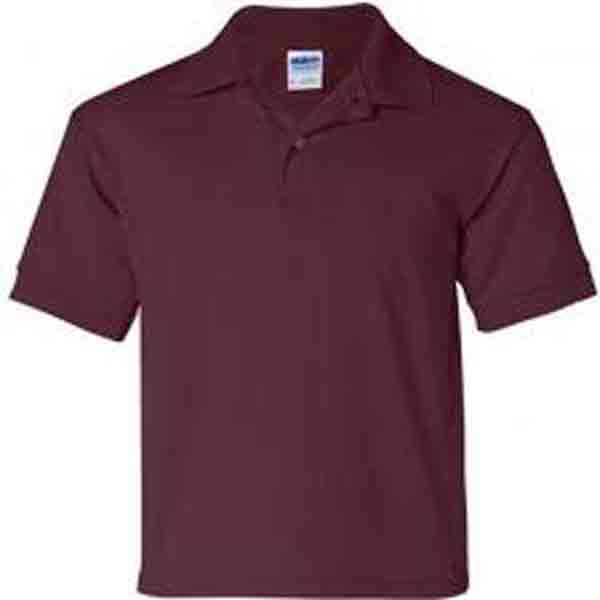 Pocket Polo Golf Shirt Gildan® 8900, Adult, Hot Sports Colors, Cotton Blend