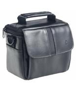 cIcon - SLV26-BLK - Vinyl Camcorder Case - Black - $29.69