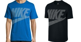 Nike Men's Gx Pack Tee Short Sleeve Crew Neck T-Shirt Athletic Cut Licensed NEW