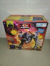 Exo Squad Marsala Figure Exowalking Light Attack E-Frame Sealed Box Vint... - $147.40