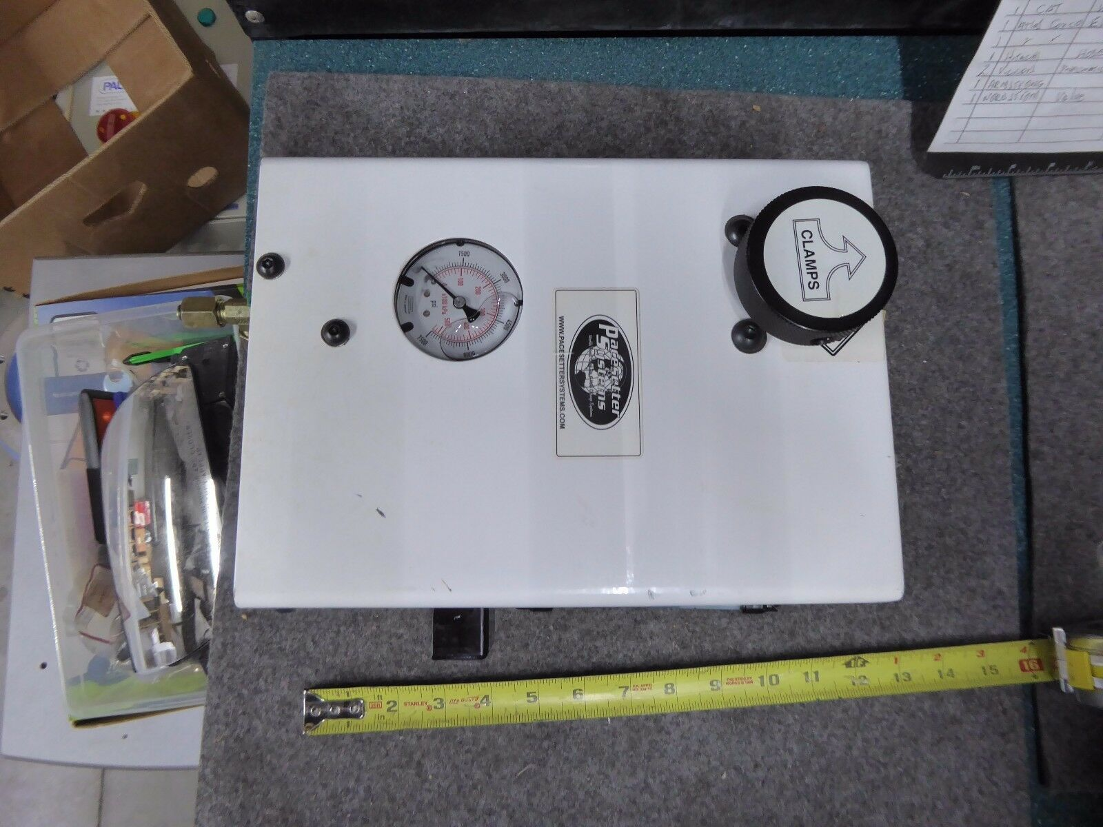 Pacesetter Systems Type 2 Power Supply and Controller Model 130