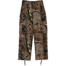 NEW Men's RealTree Mossy Oak Camouflage 6-Pocket Cargo Pants S-3XL 5444 - $19.99