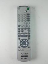 Sony Vaio Giga Pocket RM-GP4U PC Remote Control - $17.45