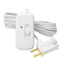 Lutron TT-300NLH Credenza Lamp Dimmer White with LED Indicator Light - 2... - $20.00