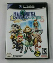 Final Fantasy: Crystal Chronicles (Nintendo GameCube, 2004) game cube co... - $12.20