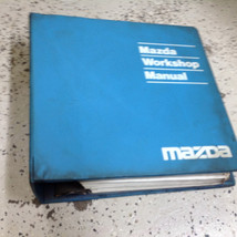 1992 Mazda Miata MX5 MX 5 Service Repair Shop Workshop Manual Factory OEM Book - $138.55