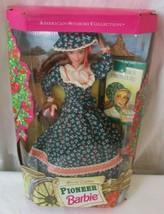 Mattel Pioneer Barbie Special Edition Doll  12680 1994 Mattel NRFB - $19.79