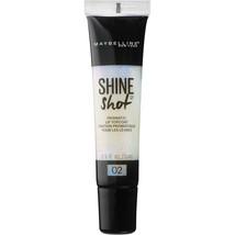 Maybelline Lip Studio Shine Shot Lip Topcoat, Prismatic, 0.5 Fl Oz - $7.99
