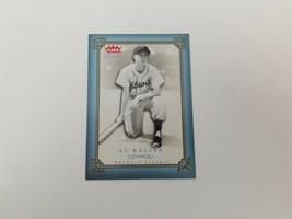 2004 Fleer Greats of the Game Blue Al Kaline #26 140/500 Detroit Tigers HOF - $12.59