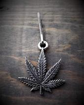 2-Pack Marijuana Bud Leaf Metal Zipper Puller - $23.99