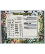 Dungeon Crawl Classics Scratch Off Zero-Level Character Sheet Pad Goodma... - $8.81